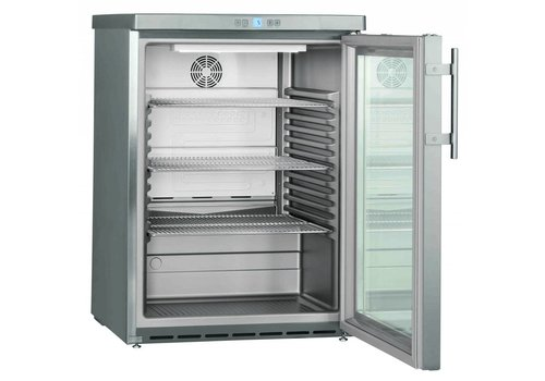 Liebherr FKUv 1663 Fridge for substructure stainless steel