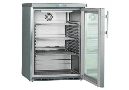 Liebherr FKUv 1663 Kühlschrank für Unterkonstruktion aus Edelstahl