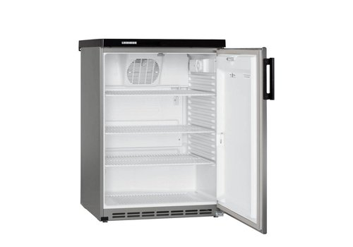 Liebherr Fkvesf1805 | Substructure stainless steel refrigerator 180 L | Liebherr