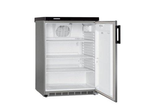 Liebherr Fkvesf1805 | Unterbau Edelstahl-Kühlschrank 180 L | Liebherr