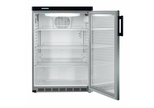 Liebherr Fkvesf1803 | Edelstahl-Kühlschrank 180 L | Liebherr
