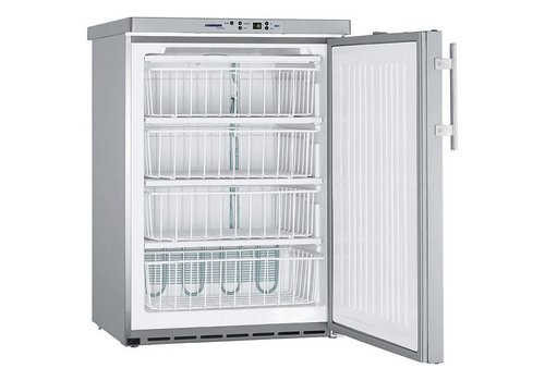 Liebherr GGU1550 | Stainless steel Freezer drawers with 143 L | Liebherr