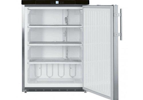 Liebherr GGUesf1405 | Stainless steel Freezer 143 L | Liebherr