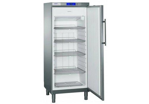 Liebherr GGv 5060 Freezer cabinets stainless steel 337 L | 2 / 1GN