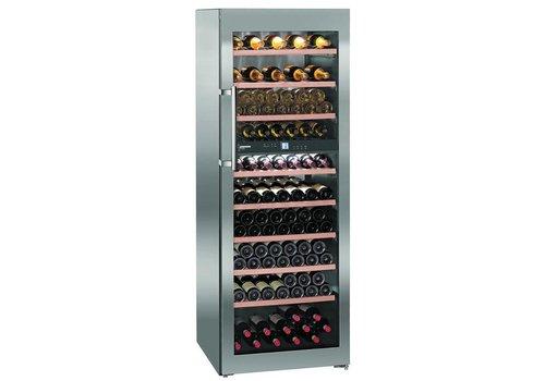 Liebherr WTes5972 | Wine Climate Cabinet RVS 211 Bottles | Liebherr