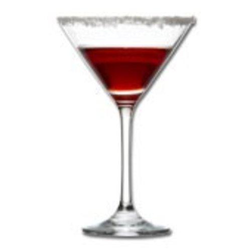 Schnapsgläser und Cocktailgläser