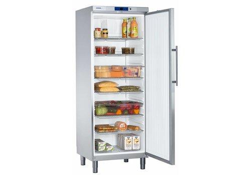 Liebherr GKv 6460 stainless steel refrigerator with legs 499 L
