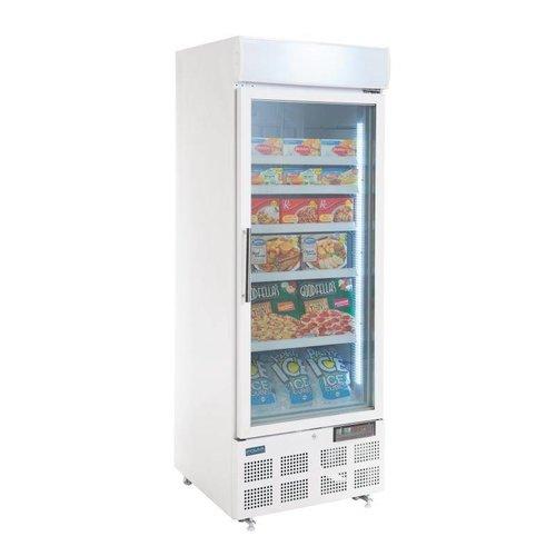 Freezers with Glass Door