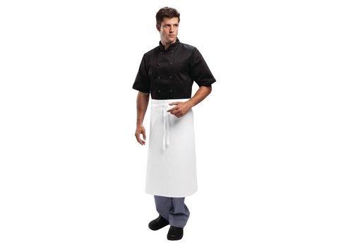 Chef Works Weiße Schürze