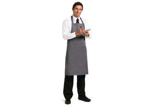 Chef Works Schürze | Grau