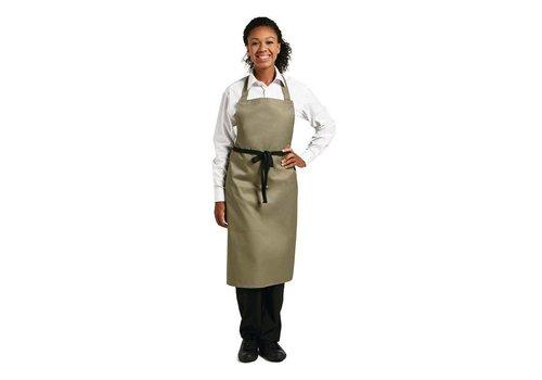 Chef Works apron Olive