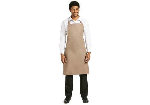 Chef Works Schürze | Braun