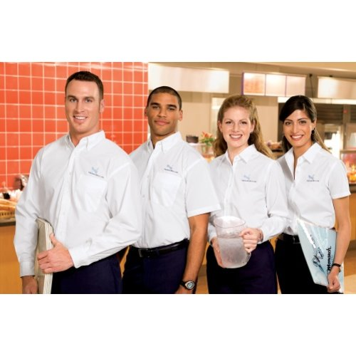 Borduurservice Kokskleding Serveerkleding