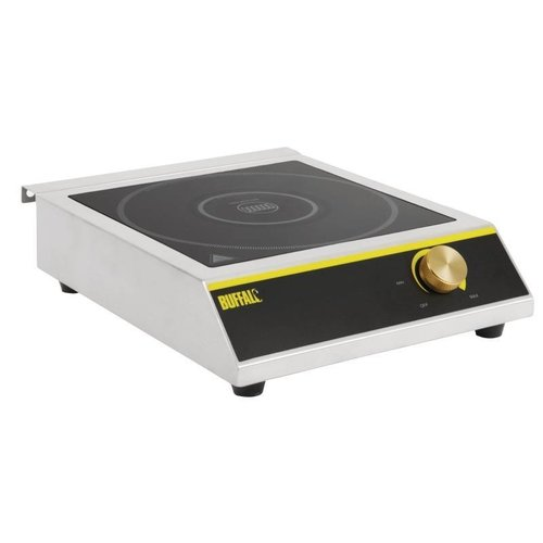 Induction cooktop only