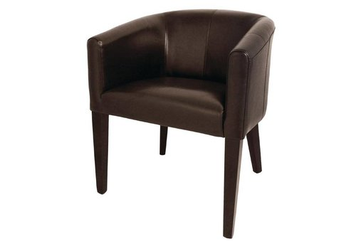 Bolero Bucket seat Leather | Brown