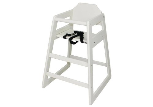 Bolero High Children's chair antique white