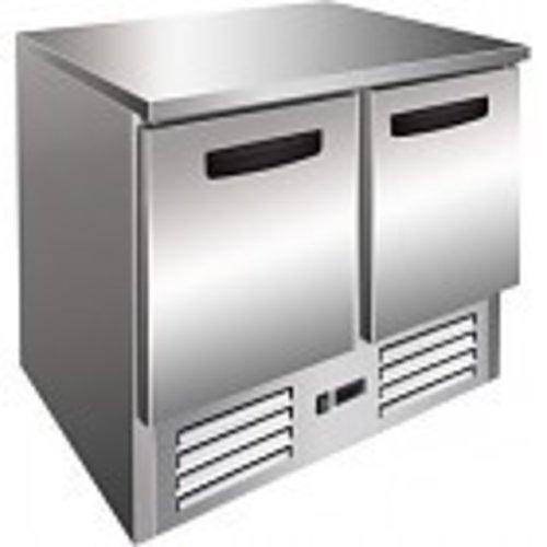 Kühltische mit 2 Türen