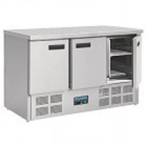 Kühltische mit 3 Türen