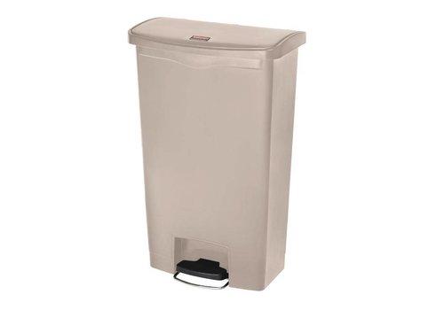 Rubbermaid Tret-Abfallbehälter 68 Liter   3 Farben