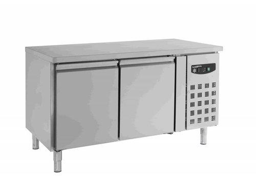 Combisteel Baker's Cooler Workbench 2 Doors | 151 x 80 x 85 cm