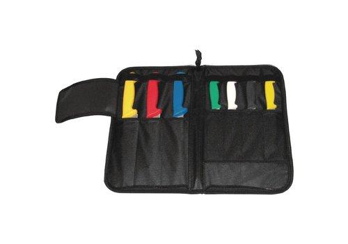 HorecaTraders MessenBox zwart  | 7 messen