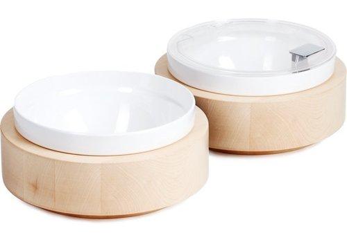 APS Inklusive Früh Teller weißen Schüssel | Ø26,5cm