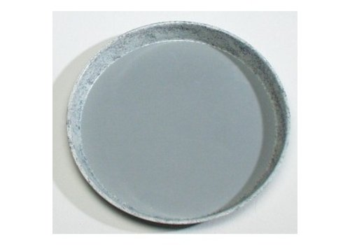 APS Trays Gray Non Slip Stackable Round Ø360mm