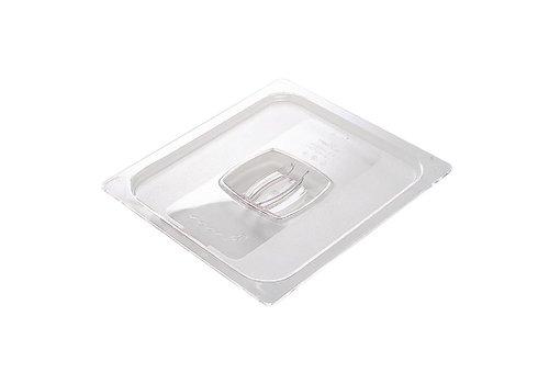 HorecaTraders Plastic GN deksels 1/1