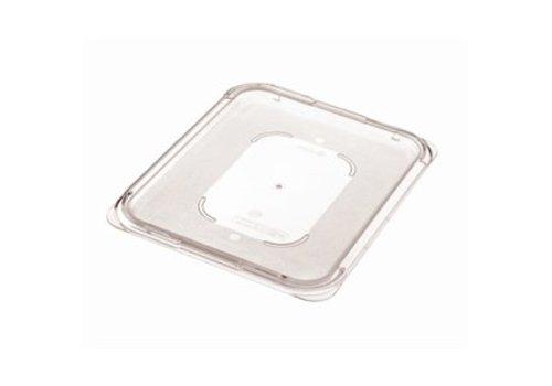 HorecaTraders Plastic GN baking lid 1/2