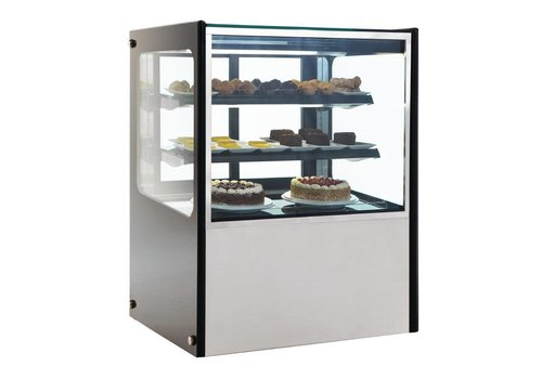 Polar Multi Gekoelde Display/Vitrine | 300 Liter