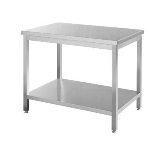 Stainless Workbench Solid Construction