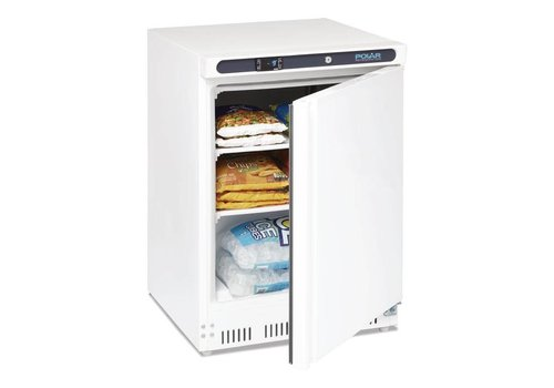 HorecaTraders Professional Small 140 liters Freezer