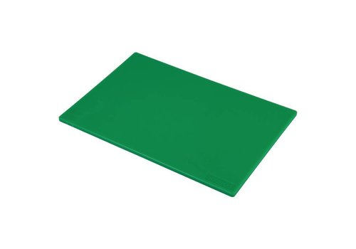 Hygiplas Cutting board plastic 45x30 | 6 Colors 1.2 cm Thick