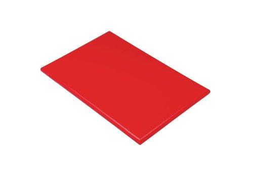 Hygiplas Cutting board plastic 45 x 30 x 2.5 cm 6 Colors