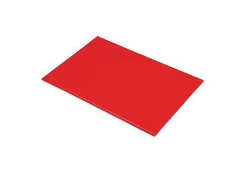 Hygiplas Cutting board plastic 45x30x1,25cm | 6 Colors