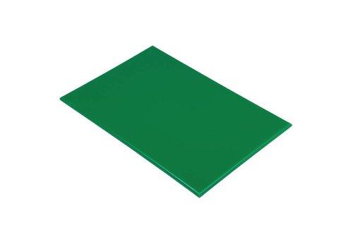 Hygiplas Professionelles Schneidebrett | 60 x 45 x 2,5 cm 6 Farben