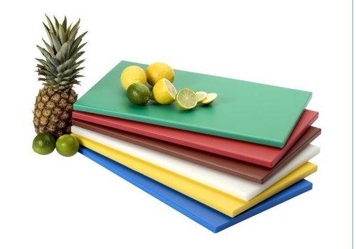 Saro Polyethylene cutting board 6 Colors