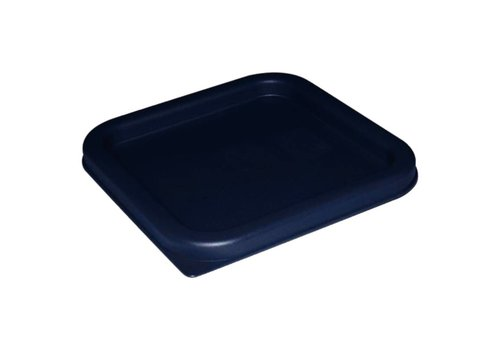 Olympia Blue Square Lid | 3 formats