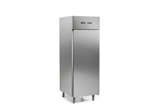 Afinox Fridge Forced Stainless steel 700 liters 73x80x209 cm - Premium Quality