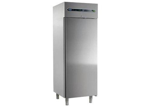 Afinox Stainless steel refrigerator 700 liters 73x84x209cm | Premium Quality