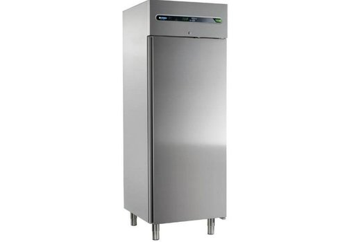 Afinox Forced Commercial Fridge 700 Liter 73x54x209 cm