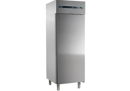 Afinox Forced Commercial Refrigerator 700 Liter   73x54x209 cm