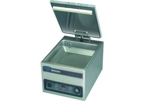 Henkelman Jumbo Plus Vacuum Machine | Room 31x28x8,5cm