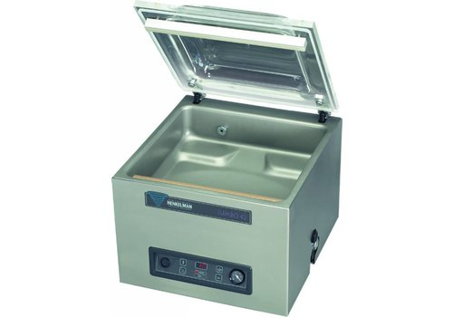 Henkelman Jumbo 42 Vacuum Machine | Sealbalk 42cm