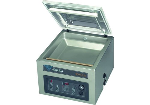 Henkelman Boxer 35 Vacuum Machine | Sealbalk 35 cm