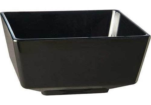 APS Schwarze Schüsseln aus Melamin | 5 Formate