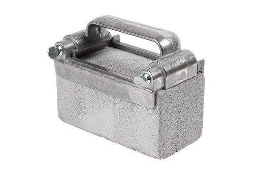 HorecaTraders Grillmaster handvat + grillsteen