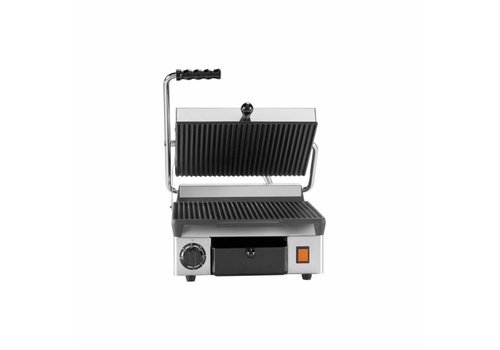 Milan Toast Contact Grill (ribbed) only