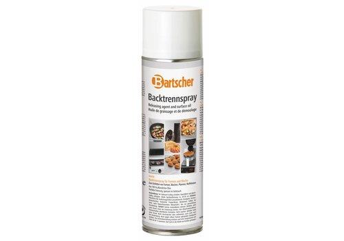 Bartscher RVS/CNS schoonmaak spray | 12 stuks