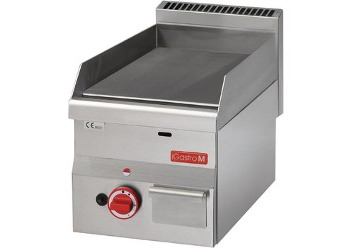Gastro-M Gas Griddle Catering | 30x60cm